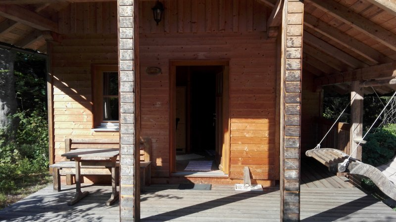 Hütte Highland Farm