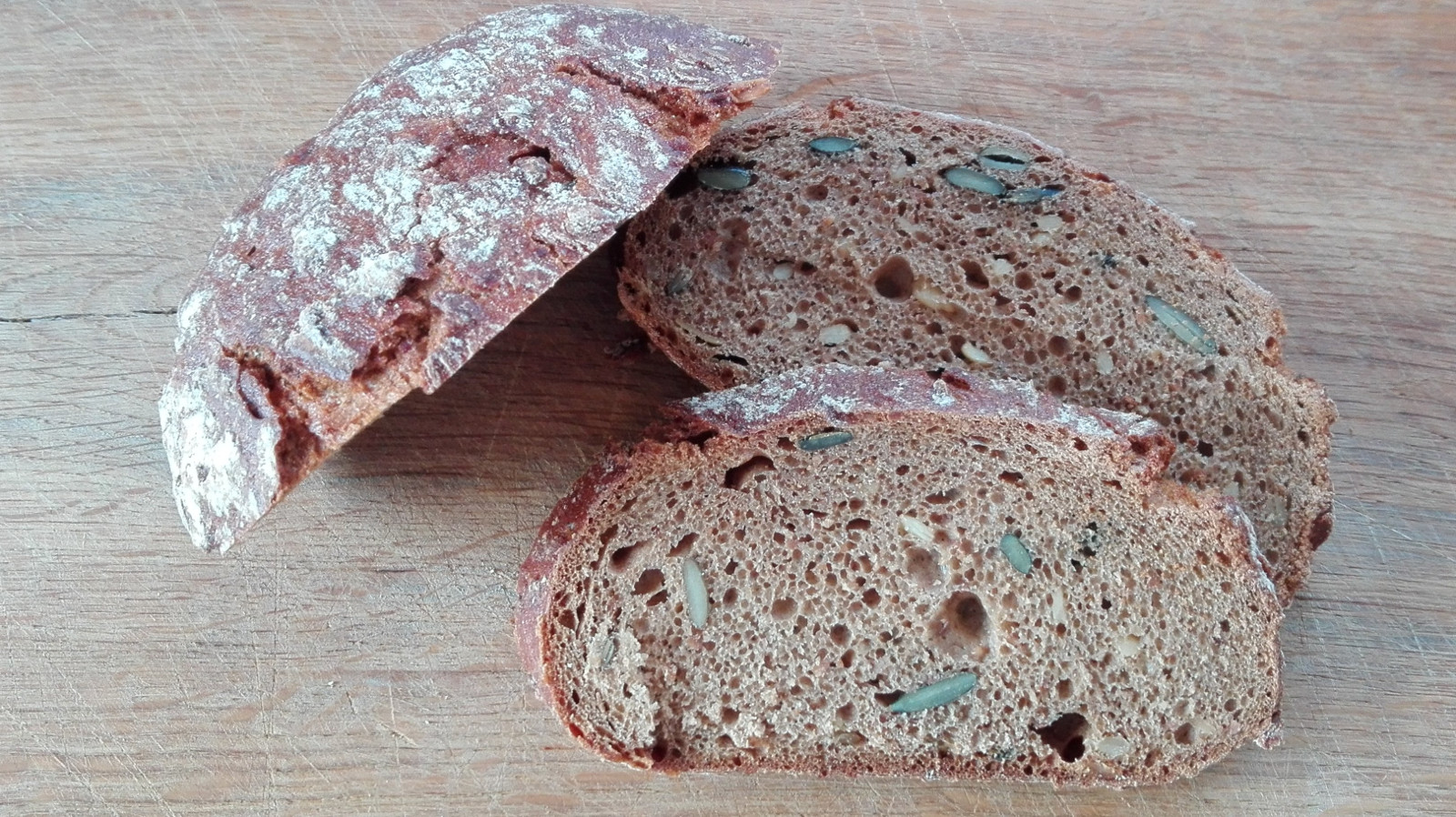 Brot - 2 Scheiben